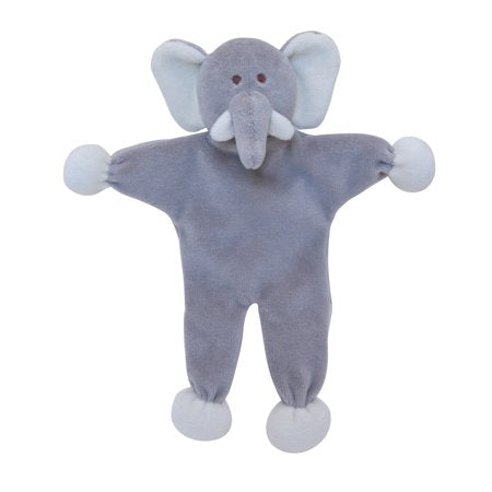 Stuffless Ellie Elephant w/ Crinkle Paper 9""