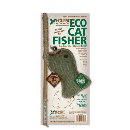 ECO CAT FISHER