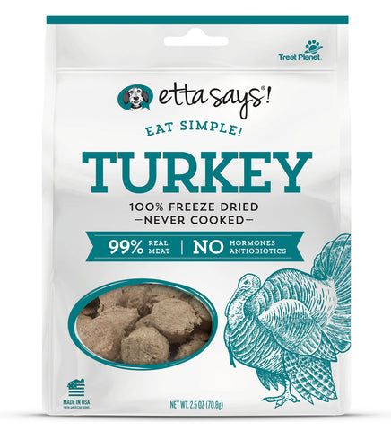 100% Freeze Dried Turkey