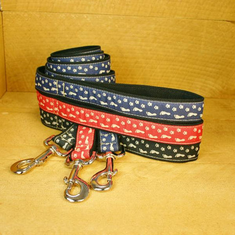 Hemp Canvas Best Friends Leash