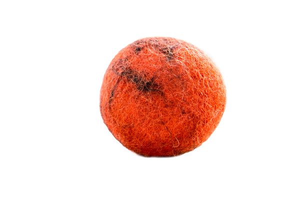 Eco-Wool Ball Cat Toy 2""