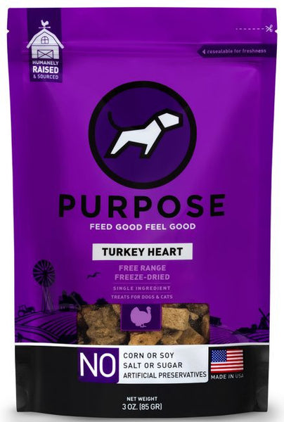 Purpose Freeze-Dried Treats For Dogs & Cats