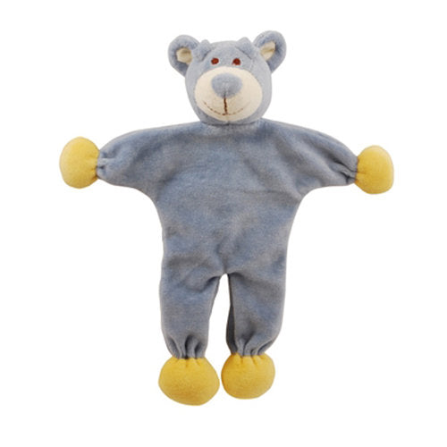 Stuffless Wally Bear w/ Crinkle Paper 9""