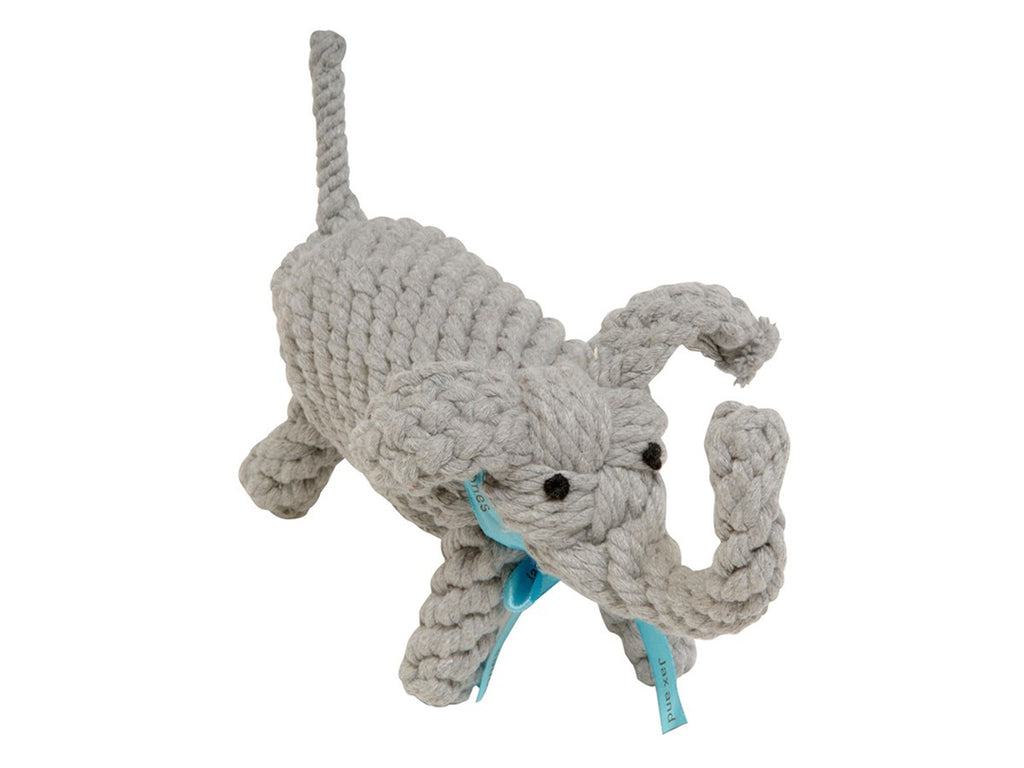 Elephant Rope Eco Dental Dog Toy
