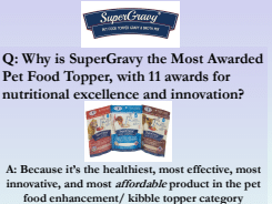 SuperGravy for Dogs & Cats