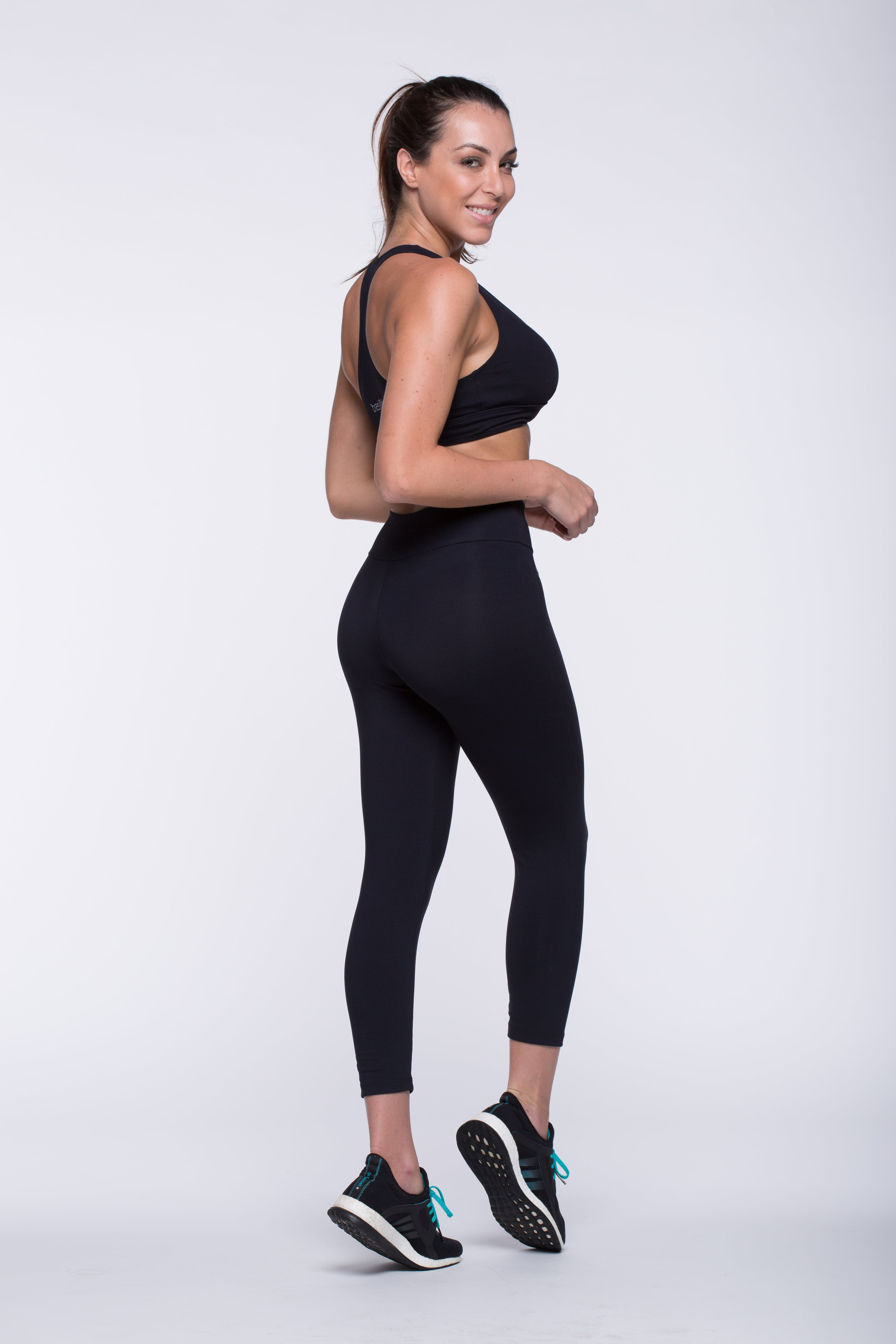 Legging Supplex, Black