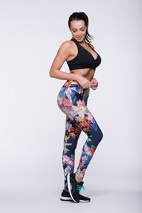 Legging Full Length - Xtreme, Digital Printed, Wonderland