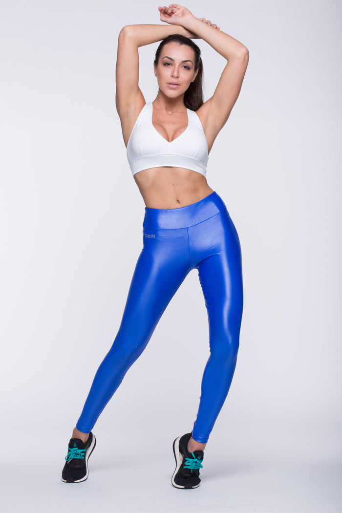 Legging Full Length - Ciré, Royal Blue