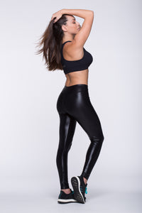 Legging Full Length - Ciré, Black