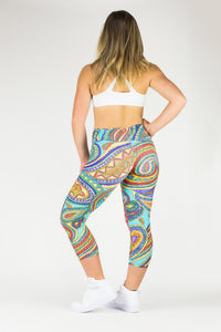 Legging Crazy Print - Amni, Marrakesh