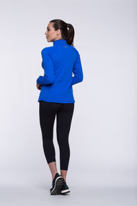 Jacket Shell - Supplex, Royal Blue