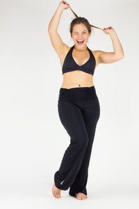 Dance Pants Zen - Comfort, Black