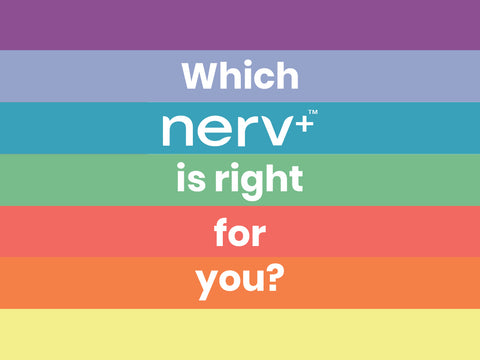 Which nerv is right for me