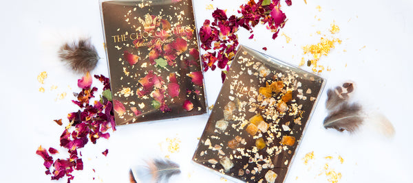 Fragrance Inspired Fine Chocolates