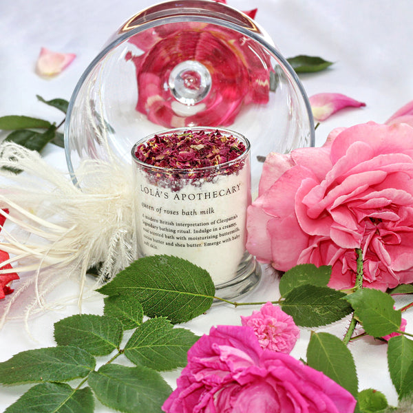 Queen of Roses Bath Milk
