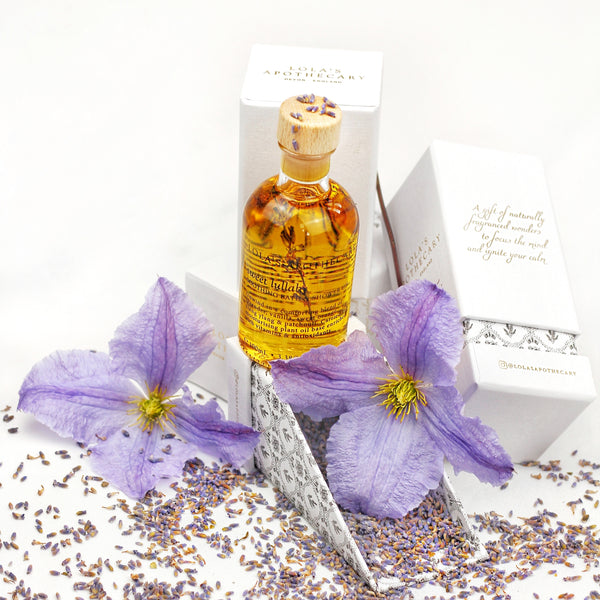 Sweet Lullaby Soothing Bath & Shower Oil