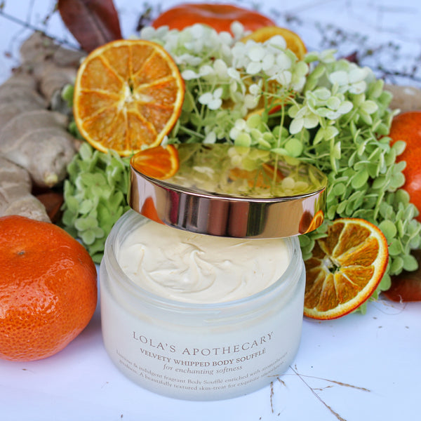 Exclusive Orange Blossom Body Soufflé
