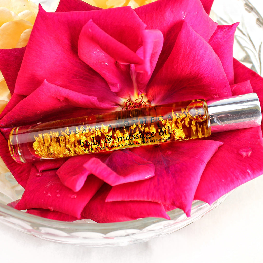 Monsoon Paradise Perfume Oil Deluxe Roll-on