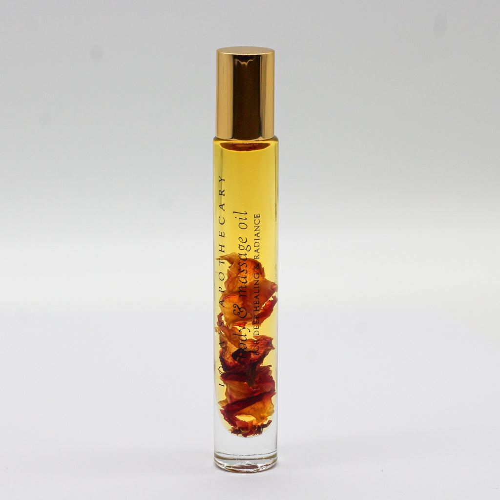 Delicate Romance Perfume Oil Deluxe Roll On