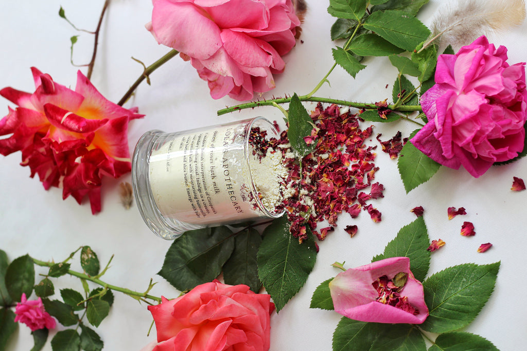 Bathe Like a Queen of Roses Collection - FTSE Russell Bespoke Gift Set 3