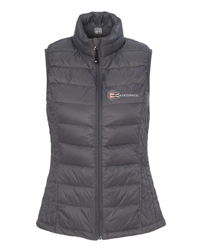Weatherproof 32 Degrees Women's Packable Down Vest #16700W
