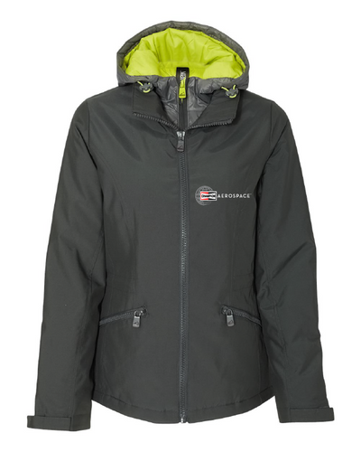 Weatherproof 32 Degrees Women's VRY WRM Turbo Jacket #17603W