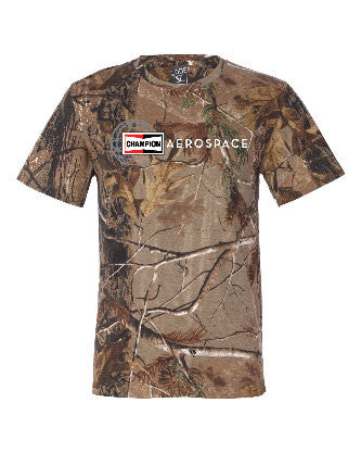 Code Five Adult Realtree Camo Tee #3980