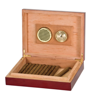 Rosewood Piano Finish Humidor #HMD01