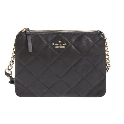 Emerson Place Harbor Leather Crossbody Bag - Kate Spade