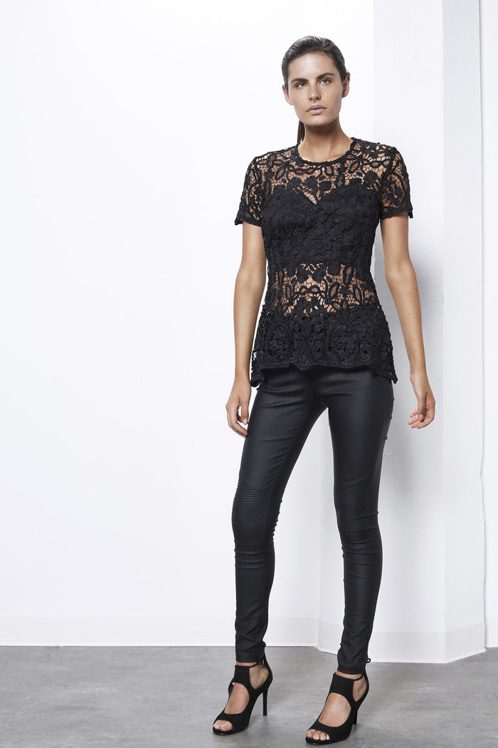 Shilla Prime Lace Top