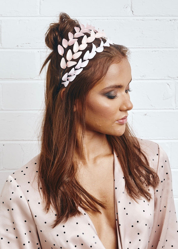 Derby & Power Polo in Pink Headpiece | 4 Day Hire