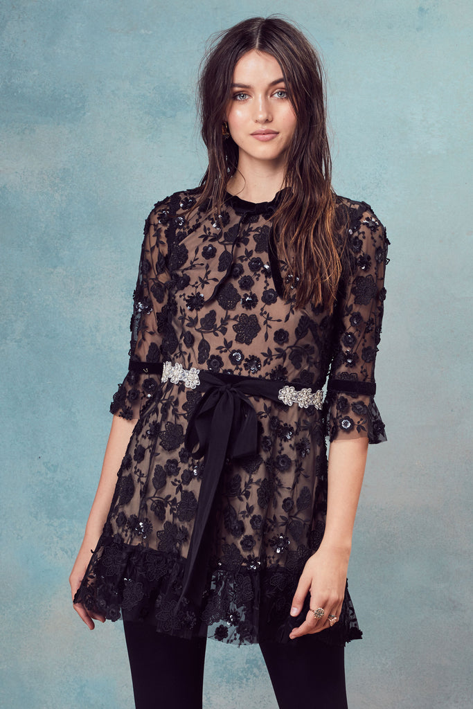 da9b0695 For Love and Lemons Beatrice Swing Dress   The Style Squad – the style squad