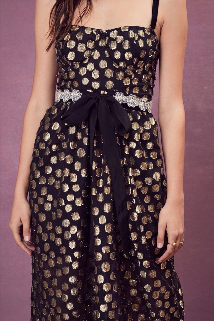 For Love and Lemons Lottie Midi Dress