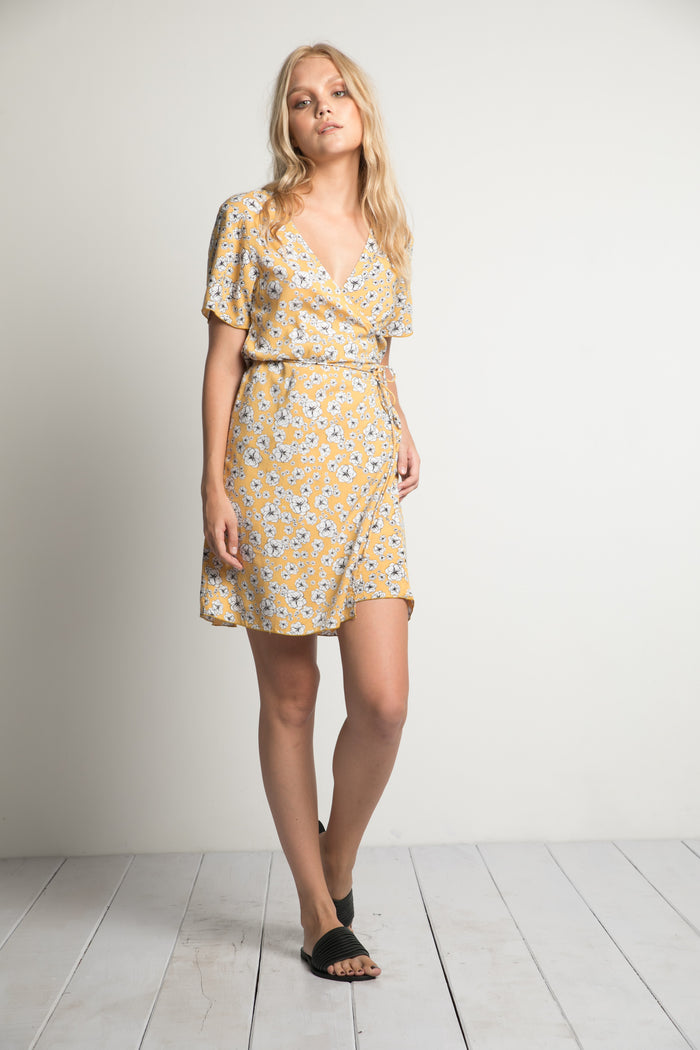 Rue Stiic High Noon Indiana Mini Dress