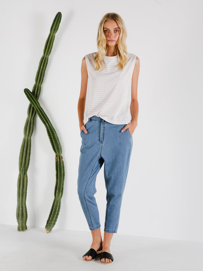 Nude Lucy Havana Slouchy Jeans