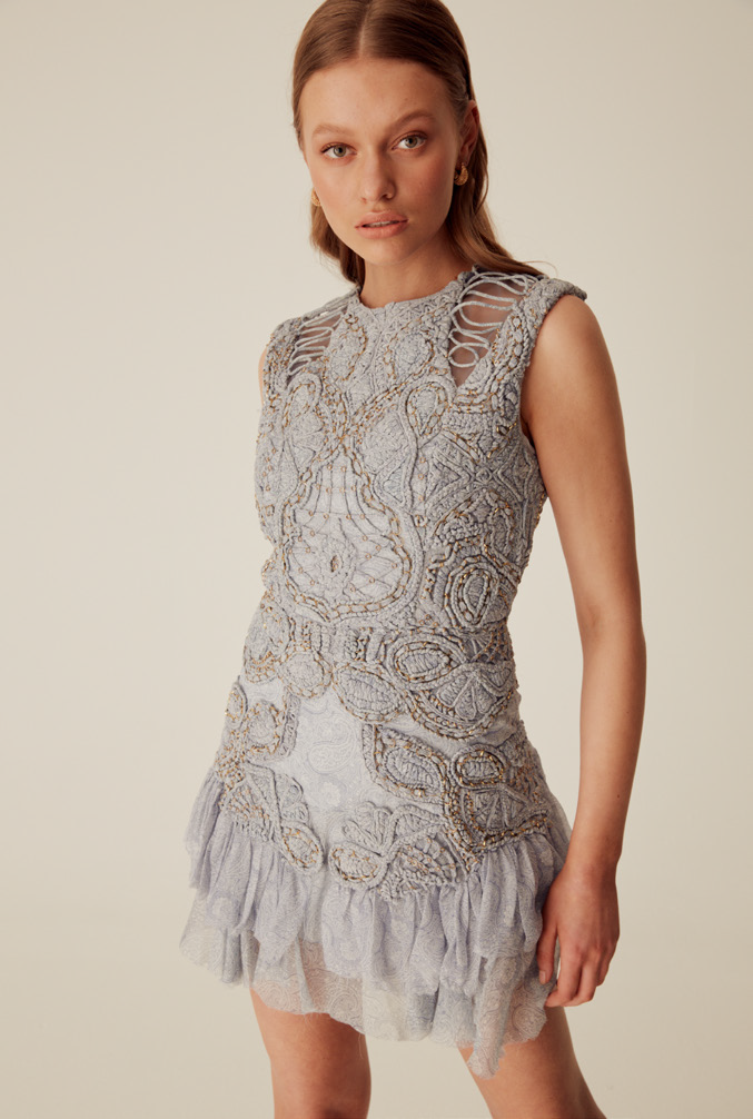 Thurley Skyfall  Dress