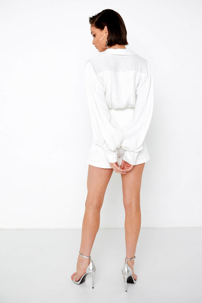 Mossman Tell It To My Heart Playsuit