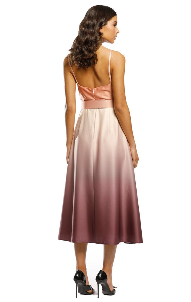 Pasduchas Afterglow Midi Dress