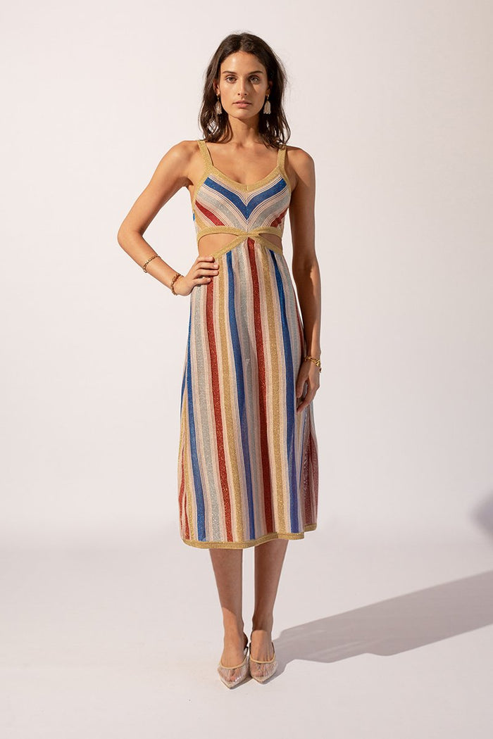 Suboo Mila Stripe Dress