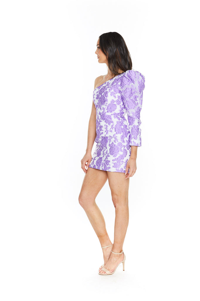 Nicola Finetti Eddy  Dress | Lavender