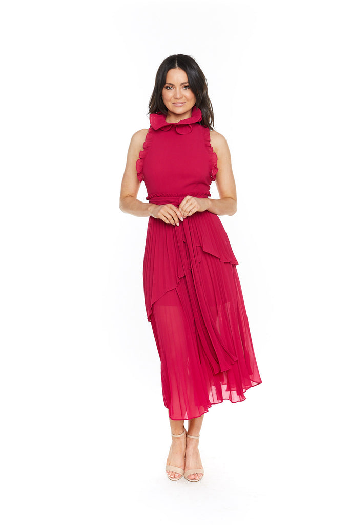 Talulah Jodi Dress | Fushia