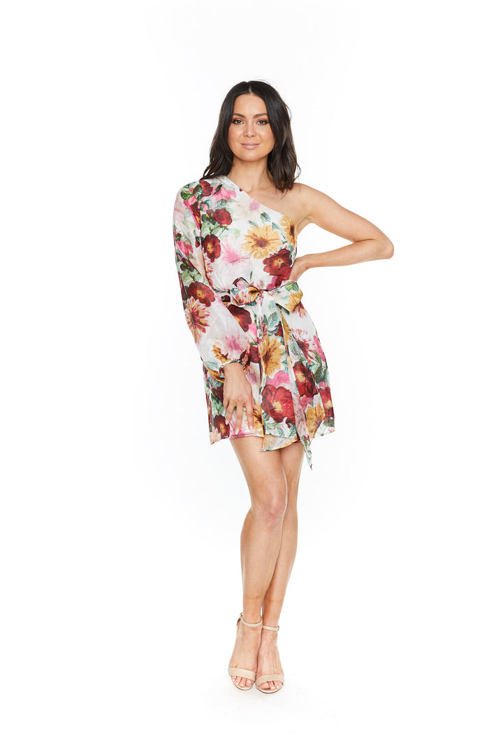 Talulah Garland Mini Dress