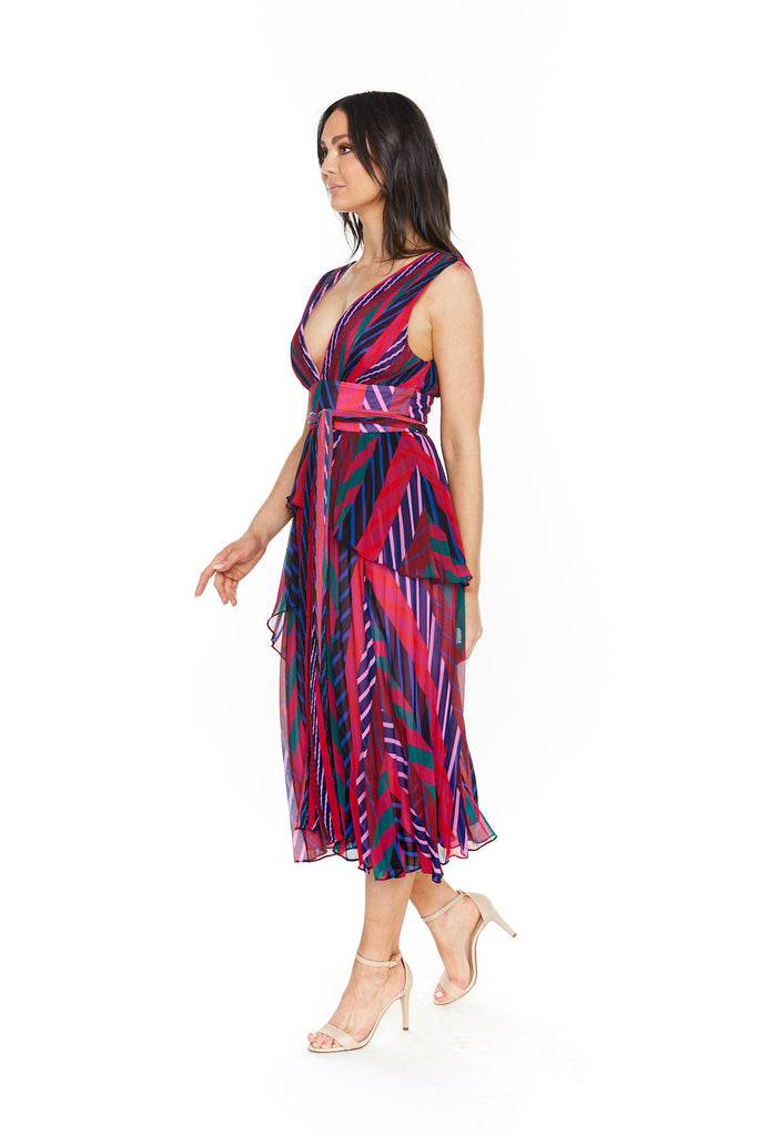 Talulah Sugar and Spice Midi Dress