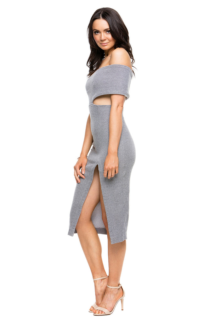 Maurie & Eve Genesis Dress in Grey