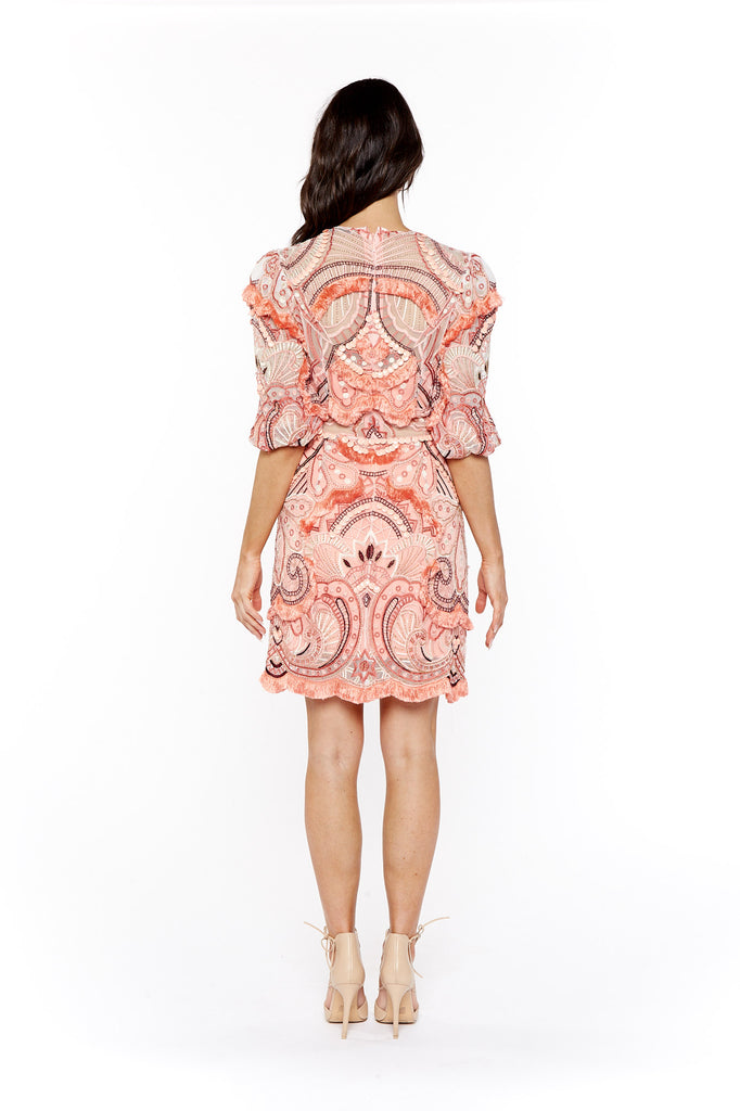 Thurley Paisley Passion Dress