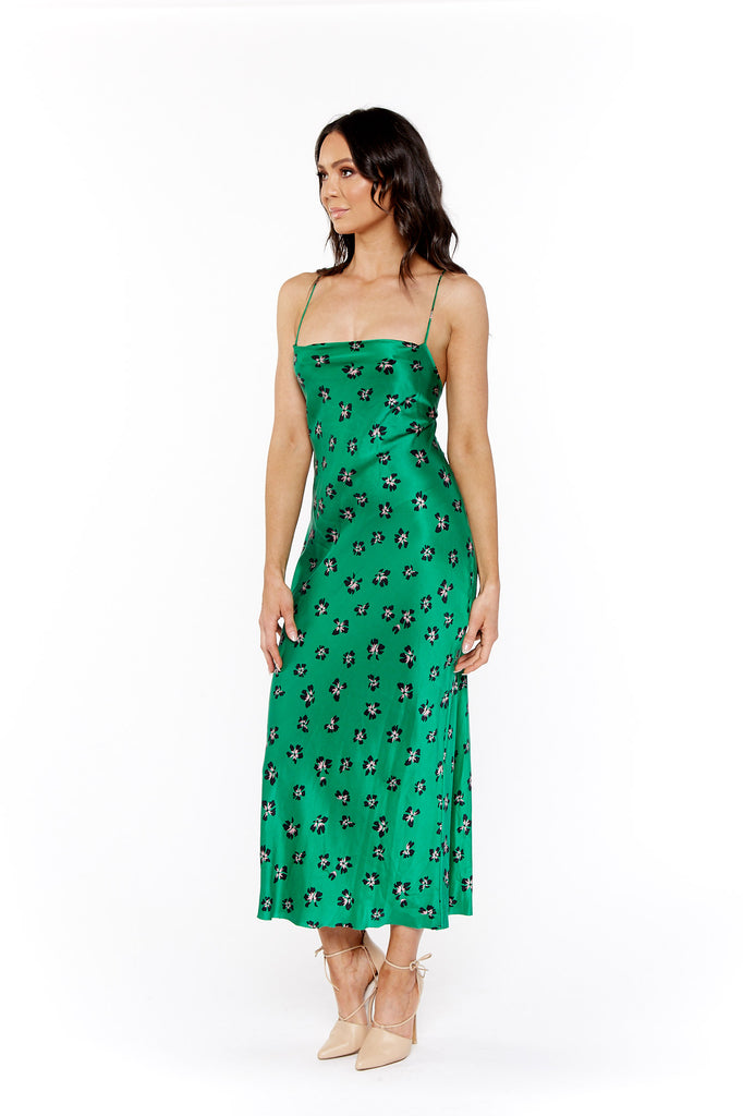 Bec & Bridge Tropicana Midi Dress