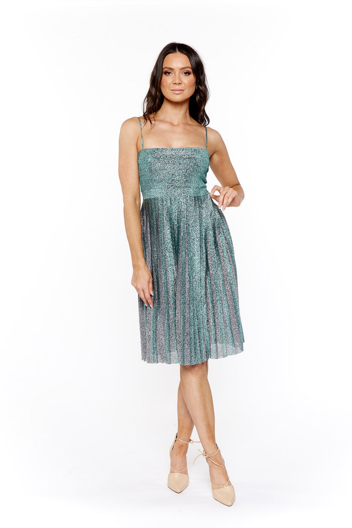 Misha Collection Janelle Midi Dress