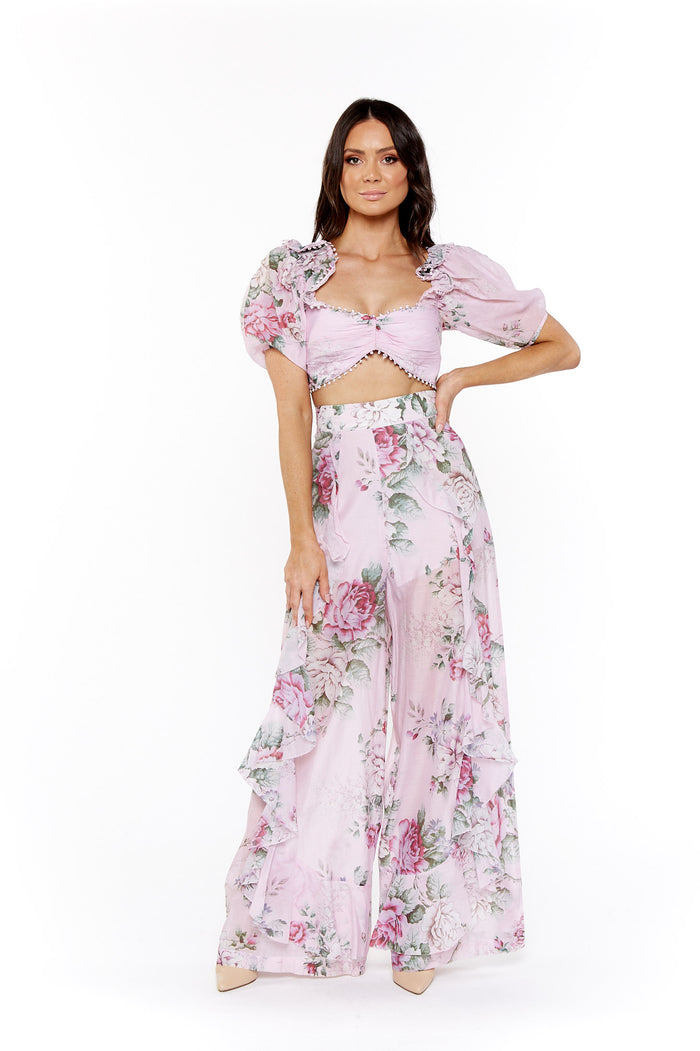Alice McCall Secret Garden Pants and Louie Top | Lilac