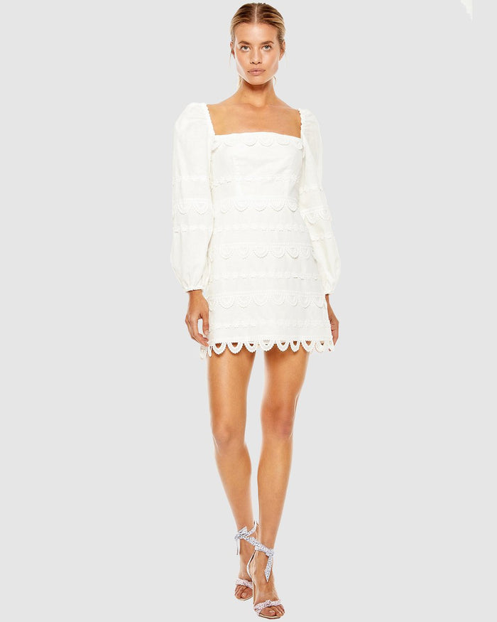 Talulah Early Light Mini Dress-