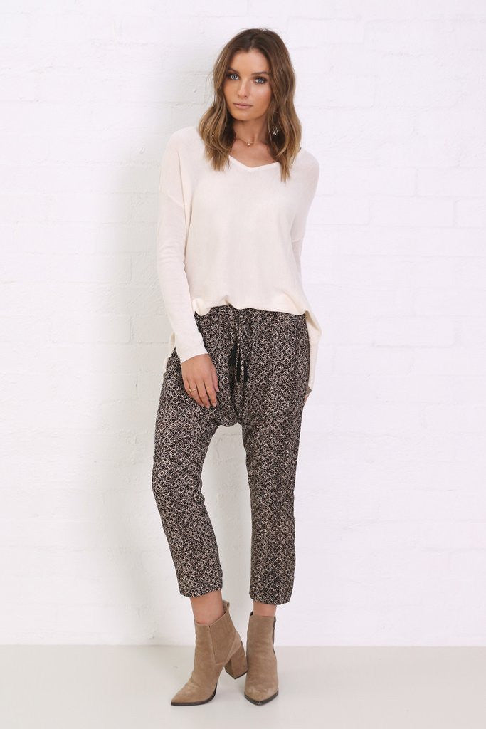 Lost in Lunar Chill Out Pants